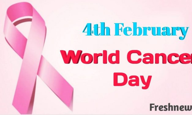 World Cancer Day 2019: 4 February, What is cancer: Blog.